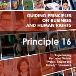 UN Guiding Principle 16